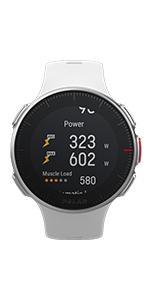 heart rate sports watch; blackvantage watch; polar fitness watch; multisport watch; waterproof;