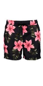 kanu surf, swimwear, kala shorts