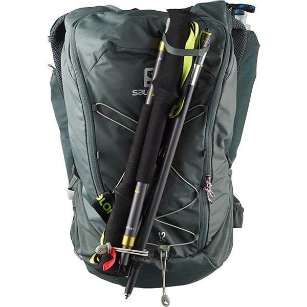 aec4c68f9f71 Amazon | [サロモン] ランニングハイドレーションバッグ AGILE 12 SET ...