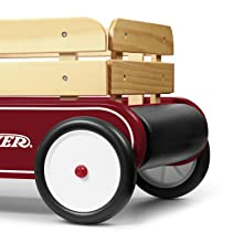 radio flyer classic walker wagon push baby toy walker