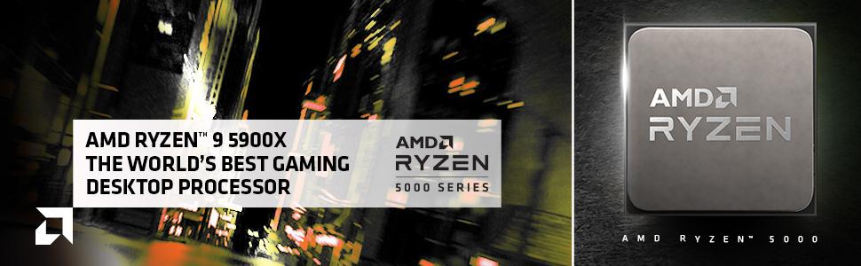 Ryzen 5900X - Section 1 Hero