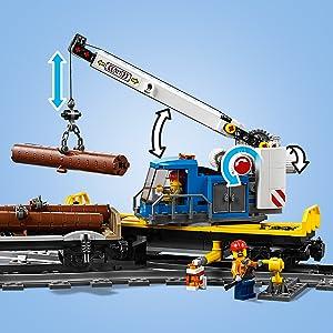 lego, costruzioni, treni