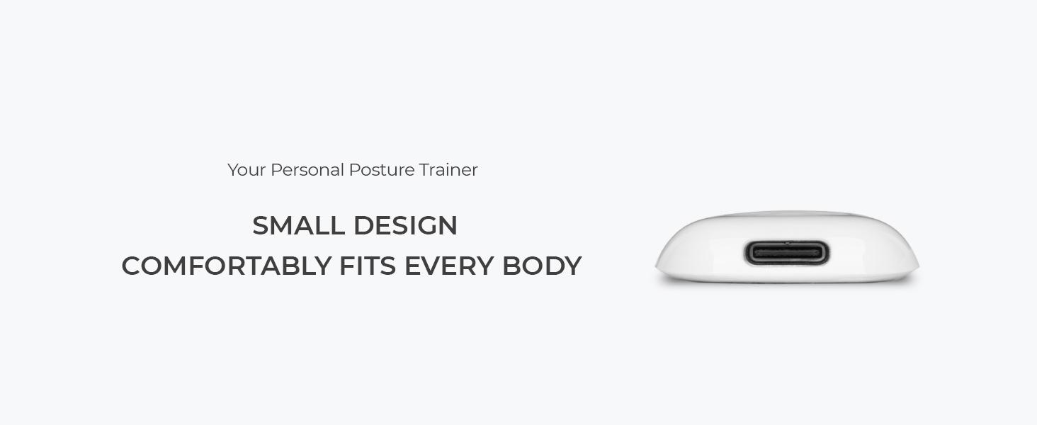 smart posture trainer, posture corrector tech, posture corrector electronic, posture necklace