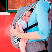 Chicco Porte bebe evolutif multi positions reducteur physiologique Myamaki