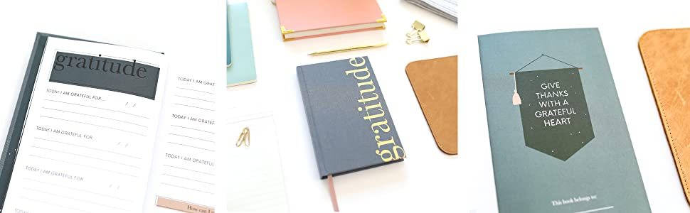 gratitude journal, gifts for women, journals for women to write in