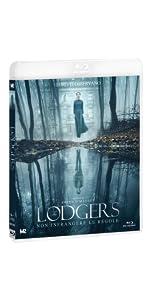 The Lodgers Blu-Ray