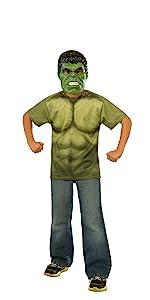 child's hulk shirt