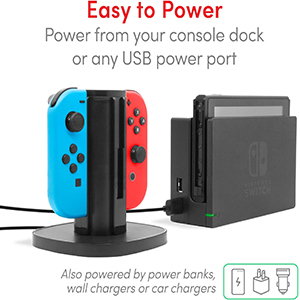 Easy to Power
