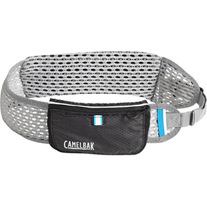 Camelbak Unisex Flash Belt Blue Sports Running Breathable Reflective Lightweight