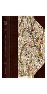 ESV Single Column Journaling Bible, Large Print, Hardcover, Summer Garden Design