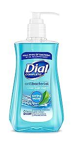 Dial spring water