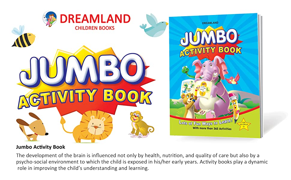 Activity Books, games for kids, Early Learning