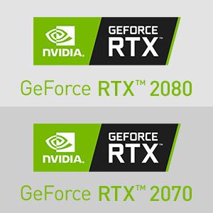Geforce RTX2070 RTX2080