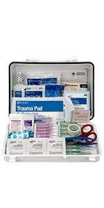 First Aid Only Bulk First Aid Kit with Gasket