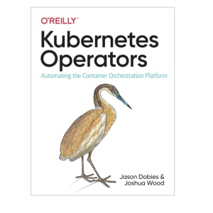 Kubernetes Operators, container