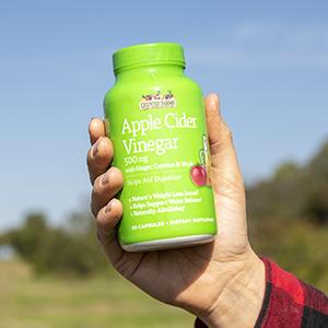 Amazon.com: Country Farms Apple Cider Vinegar Capsules