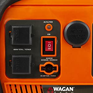 Power Dome Plex, powerdome, wagan tech, portable power, power supply, jumper, booster, battery jump