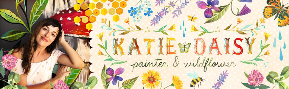 Katie Daisy logo
