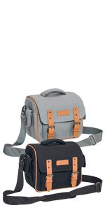 Kameratasche für System-, Bridge-, Spiegelreflex- und Fotokameras