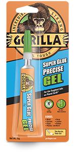 Gorilla Super Lijm Precieze Gel 15g