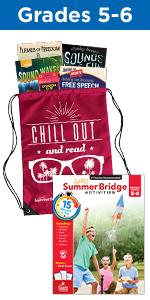 Summer Bridge Activities Backpack 5-6