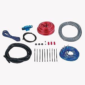 verstärker hifi subwoofer kabel set car hifi kabel audio kabel speaker kabel