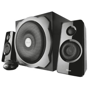2.1 PC Speakers, PC Speakers, Speakers with subwoofer