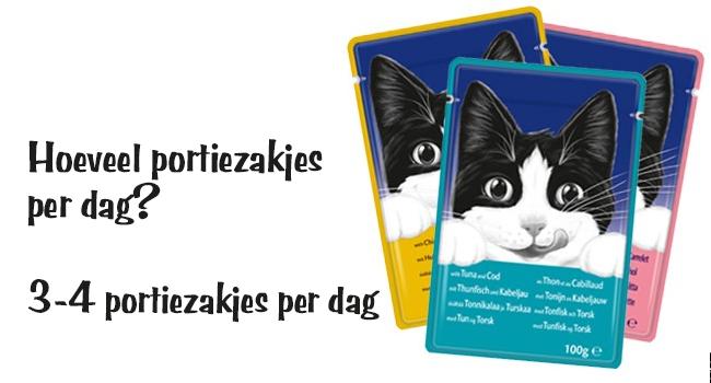Felix kattenvoer, natvoer kat, felix maaltijdzakjes, felix elke dag feest, felix pouch, portie zakje