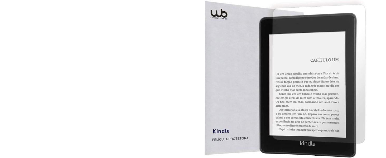 Pelicula WB, Kindle