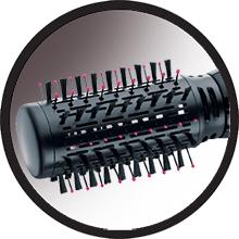 Remington Volume & Curl AS7051, Moldeador de Aire Caliente, Cerámica, Turmalina Iónica, 1000 W, Cepillos 50 mm, 30 mm y 20 mm, Concentrador: Amazon.es: Salud y cuidado personal