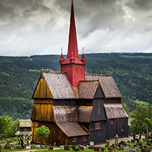 NORWAY | RINGEBU STAVE CHURCH | Ringebu, Innlandet