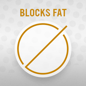 Alli blocks fat