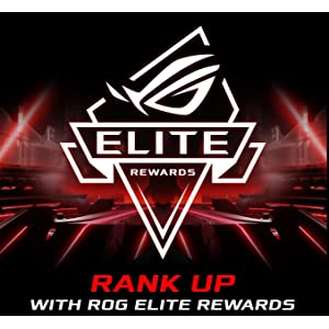 ROG Elite Rewards Become a member of the ROG Elite Rewards loyalty program and earn points