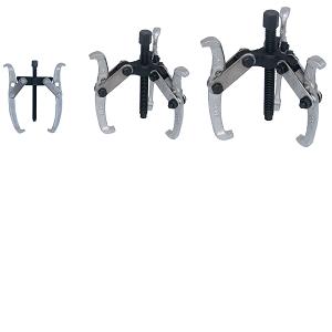 Sw Stahl 10405l Kfz Abzieher Werkzeug Abziehersatz 3 Teilig Set Drei Arm Zwei Arm Werkstatt Hobby Baumarkt