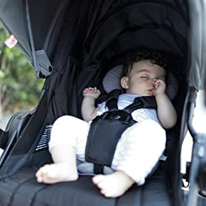 Ergobaby comfort, now on wheels