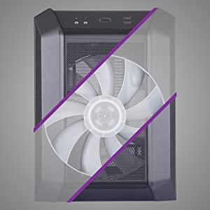200mm RGB Fan