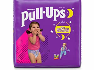 Pull-Ups Night Time Potty Training Pants for Girls