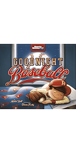baseball bedtime story book exciting Sports Illustrated Kids Michael Dahl Football Goodnight Hockey