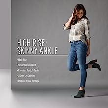 Skinny Ankle