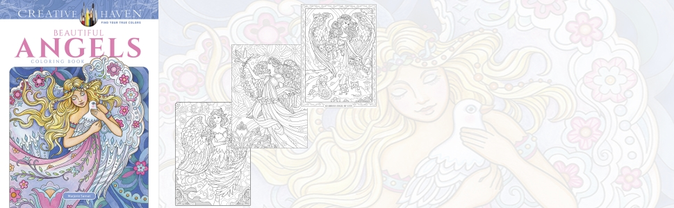 angels coloring