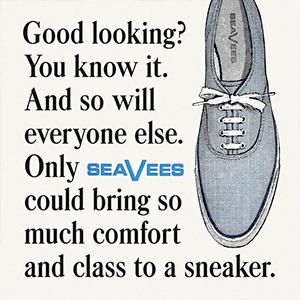 SeaVees, heritage, legacy, California, 1964, original casual sneaker