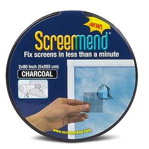 DIY, screenmend, easy, fix, mend