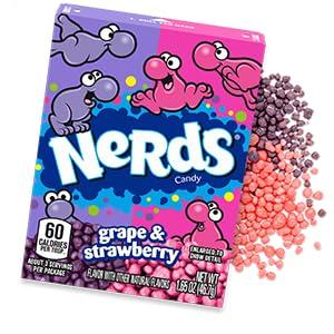 Nerds original grape & strawberry