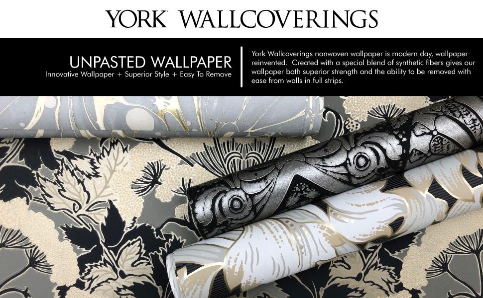 York Wallcoverings PT9864 Linen Corsshatch Paintable Wallpaper White White//Off