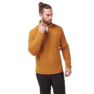 Craghoppers Herren Corey Hz Fleece Pullover