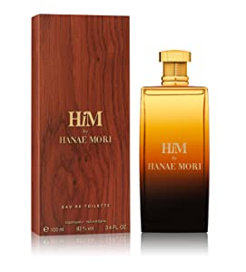 Him, Hanae Mori, mens fragrance, cologne, acqua di gio, armani code, mens fragrance, perfume, EDT