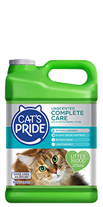 Cat's Pride Complete Care Unscented Cat Litter