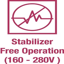 STABILIZER FREE OPERATION
