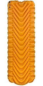 Amazon Com Klymit Insulated Double V Sleeping Pad For