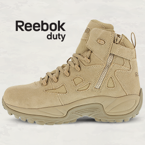 Amazon.com  Reebok Work Duty Men s Rapid Response RB RB8694 6 ... f6c0e70ee